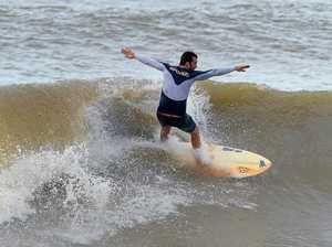 Surfing Kemp Beach Capricorn Coast