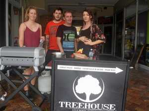 Looters fail to kill Airlie Tree House generosity
