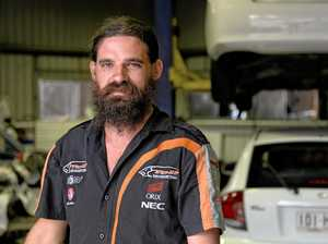 Ipswich mechanic cleans out entire garage
