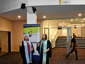 Family affair for CQUniversity graduates