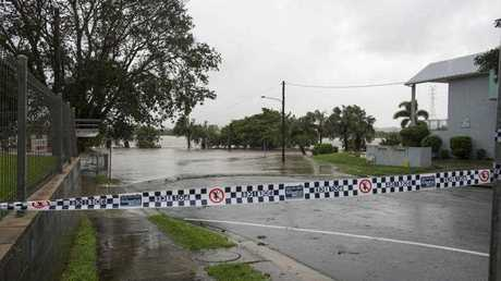 Mackay in the aftermath of Cyclone Debbie