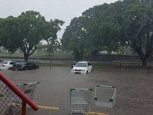 READER PICS: Flooding on the Fraser Coast