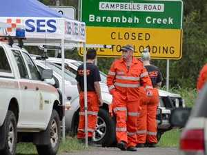 SES search for Missing Man