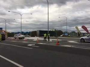 Fatal crash on Bruce Hwy