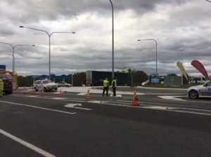 Fatal crash on Bruce Hwy