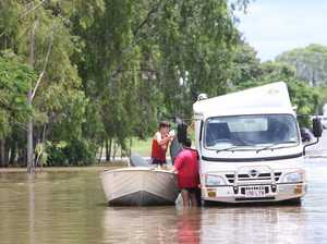 Rockhampton to cop biggest flood in 99 years