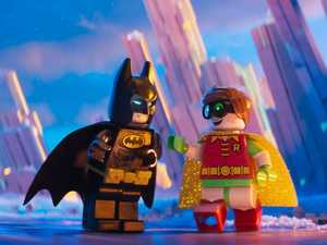 LEGO Batman may be tiny but he's doing big things