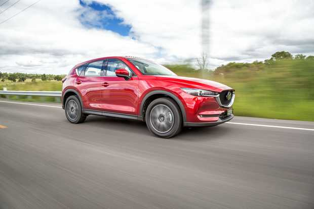 NEXT GEN: A new version of Australia's best-selling SUV, the Mazda CX-5, has arrived with new style, added specification and an extra Touring grade. Prices are up, but not by much.