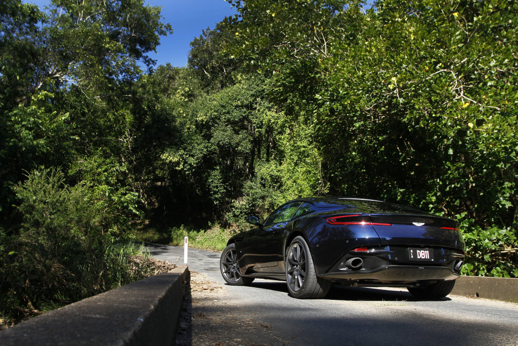 2017 Aston Martin DB11 Launch Edition