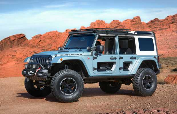 Jeep Switchback Concept