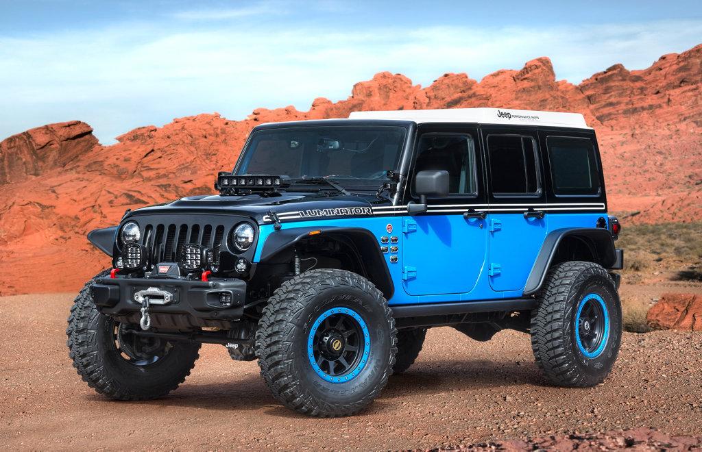 Jeep Luminator Concept