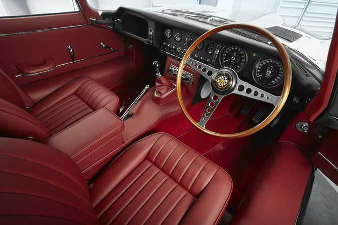 1965 Jaguar E-Type Reborn
