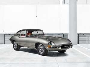 A perfect Jaguar E-Type? Yours for half a million...