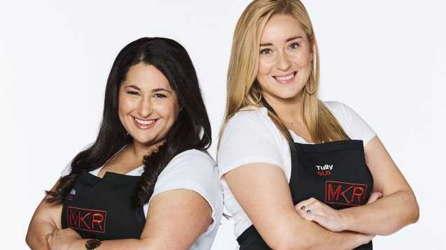 Della Whearty and Sarah Tully will host their ultimate instant restaurant on My Kitchen Rules tonight.