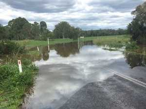 ROLLING COVERAGE: Which roads are closed in Gympie?