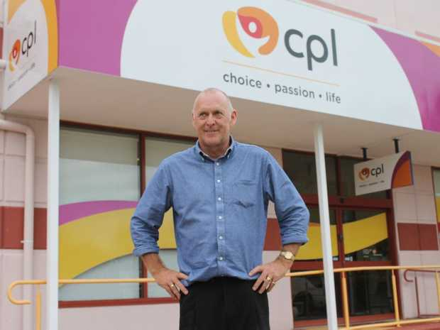 Hervey Bay CPL community program coordinator John Hill is excited to see the positive impact that NDIS will have on the Fraser Coast community.
