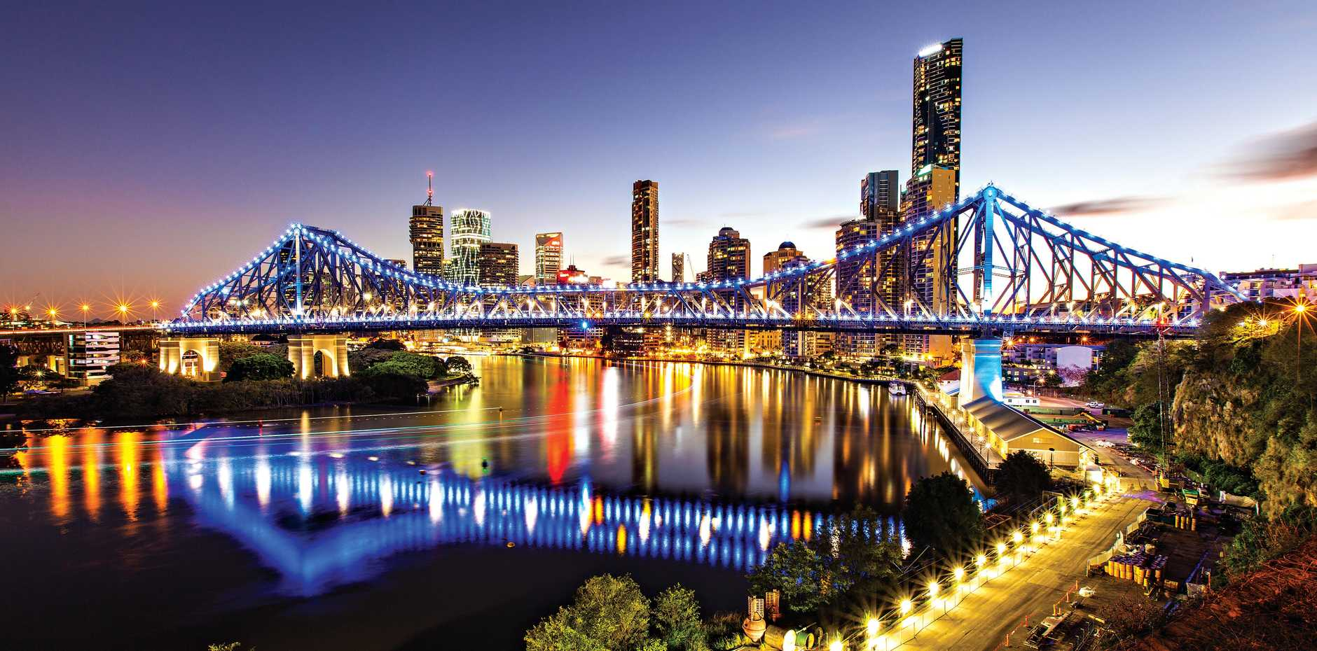 Brisbane's Iconic Story Bridge