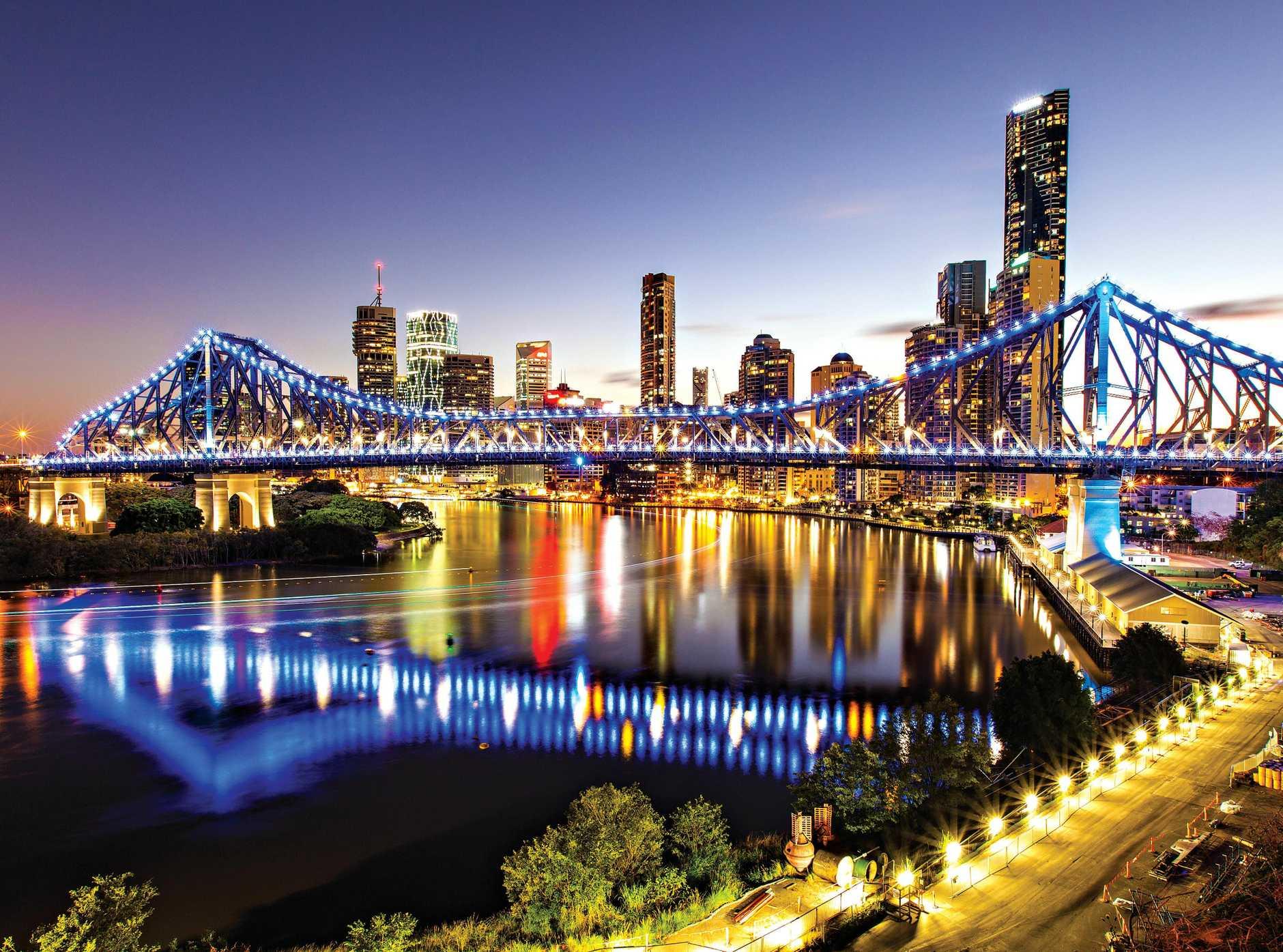 Brisbane's Iconic Story Bridge