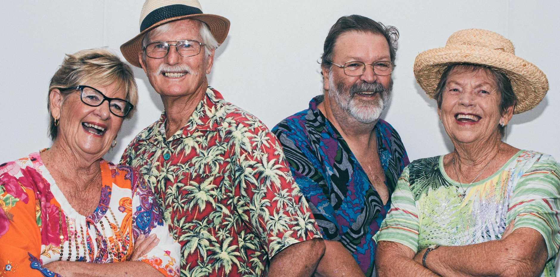 GOLDEN CELEBRATION: The Merryatric Players will be performing Fifty Years of Sunshine at The Events Centre, Caloundra on April 23.