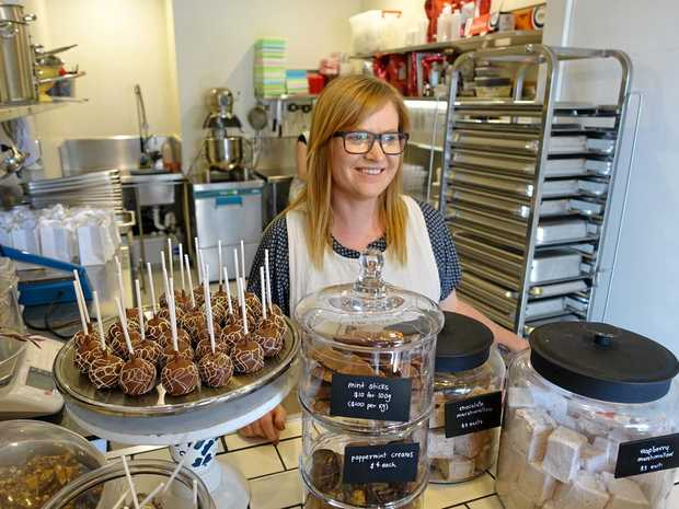 SWEET TOOTH: A lolly-shop for adults.  Jodie Neilson creates heavenly lollies for adults-only.