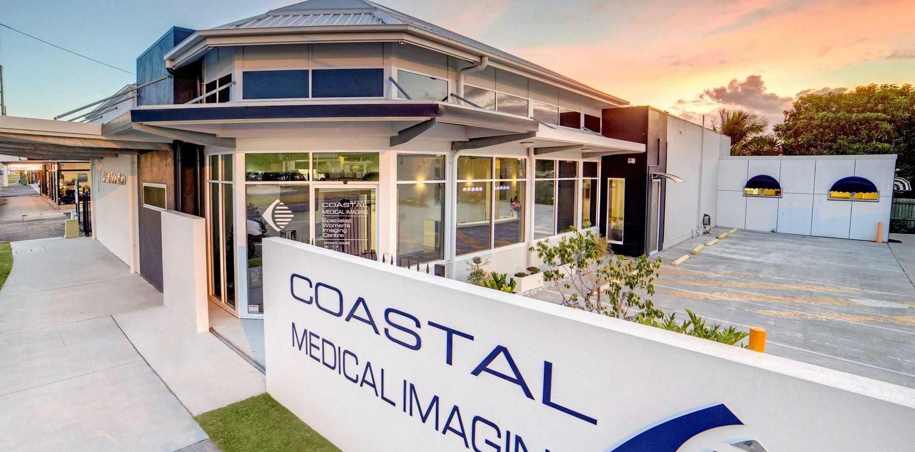 The Laszlo Tabar Breast Centre at Sunshine Coast Women's Imaging Centre.