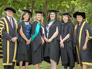 USQ graduates celebrate success