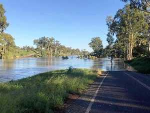 Latest flood updates from North Burnett Regional Council