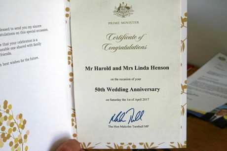 Mateship the key to years of happy marriage gympie times