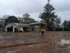 Sandy Petrie's Lotus Creek Roadhouse has been ruined