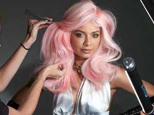 DJ Havana Brown changes her look to suit mood