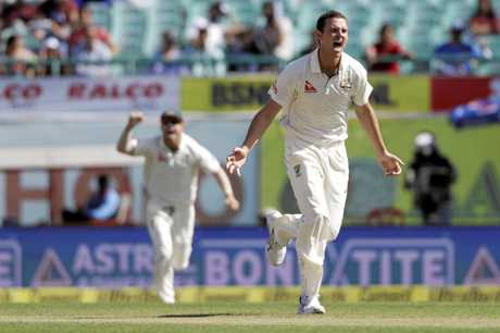 Australia's Josh Hazlewood is the top-rated fast bowler in the world.