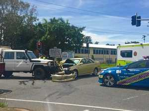 BREAKING: Head-on collision in Shakespeare St