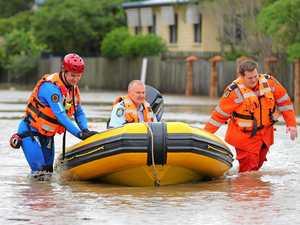GALLERY: Tweed swept away by flood waters