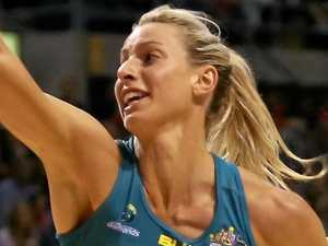 Diamonds coach won't rule out Geitz for Games
