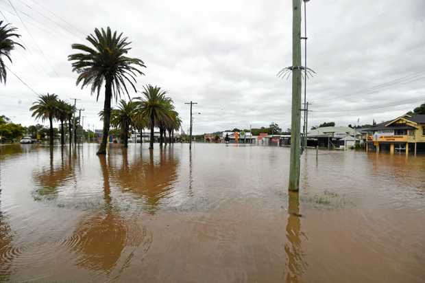 Floods across Northern New South Wales are presently set to delay our papers getting in