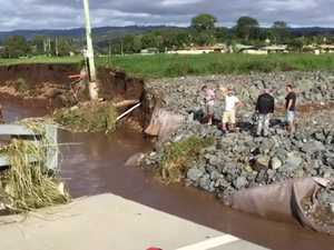 Oxenford Causeway Collapse