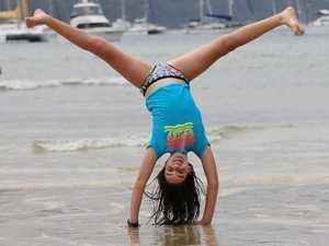 School bans handstands and cartwheels