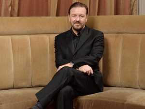 Ricky Gervais slammed for dead baby joke