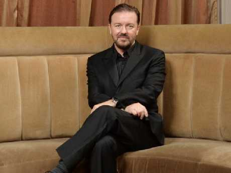 Sorry, not sorry — Ricky Gervais has defended his joke about dead babies.