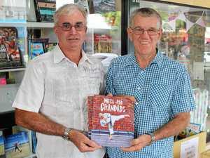 Caloundra's 'mega-rad' grandads showcased in new book