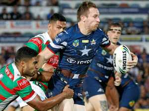 Morgan fires as Cowboys roll Rabbitohs