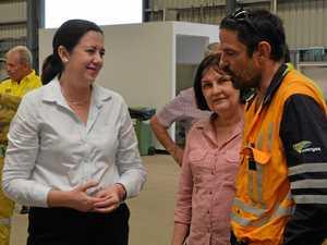 Palaszczuk: Cyclone Debbie repairs will cost 'billions'