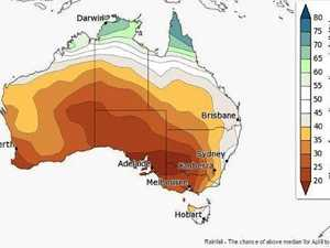 BOM: Dry end to autumn follows heavy falls