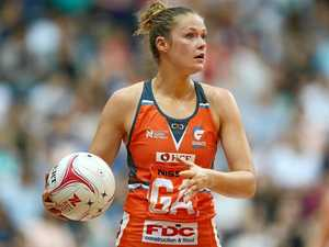 Giants hold off Swifts in Sydney derby
