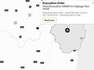 CRITICAL ALERT: Cabbage Tree Island to evacuate