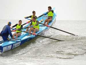 Setback for Tannum Sands surf boat crew