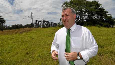 Bundaberg Mayor Jack Dempsey,