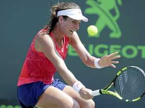 Konta takes out Miami Open