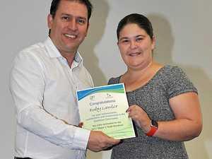 Gladstone kids awarded for extra effort by Mayor