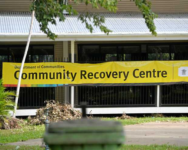 The Community Recovery Centre at Andergrove.